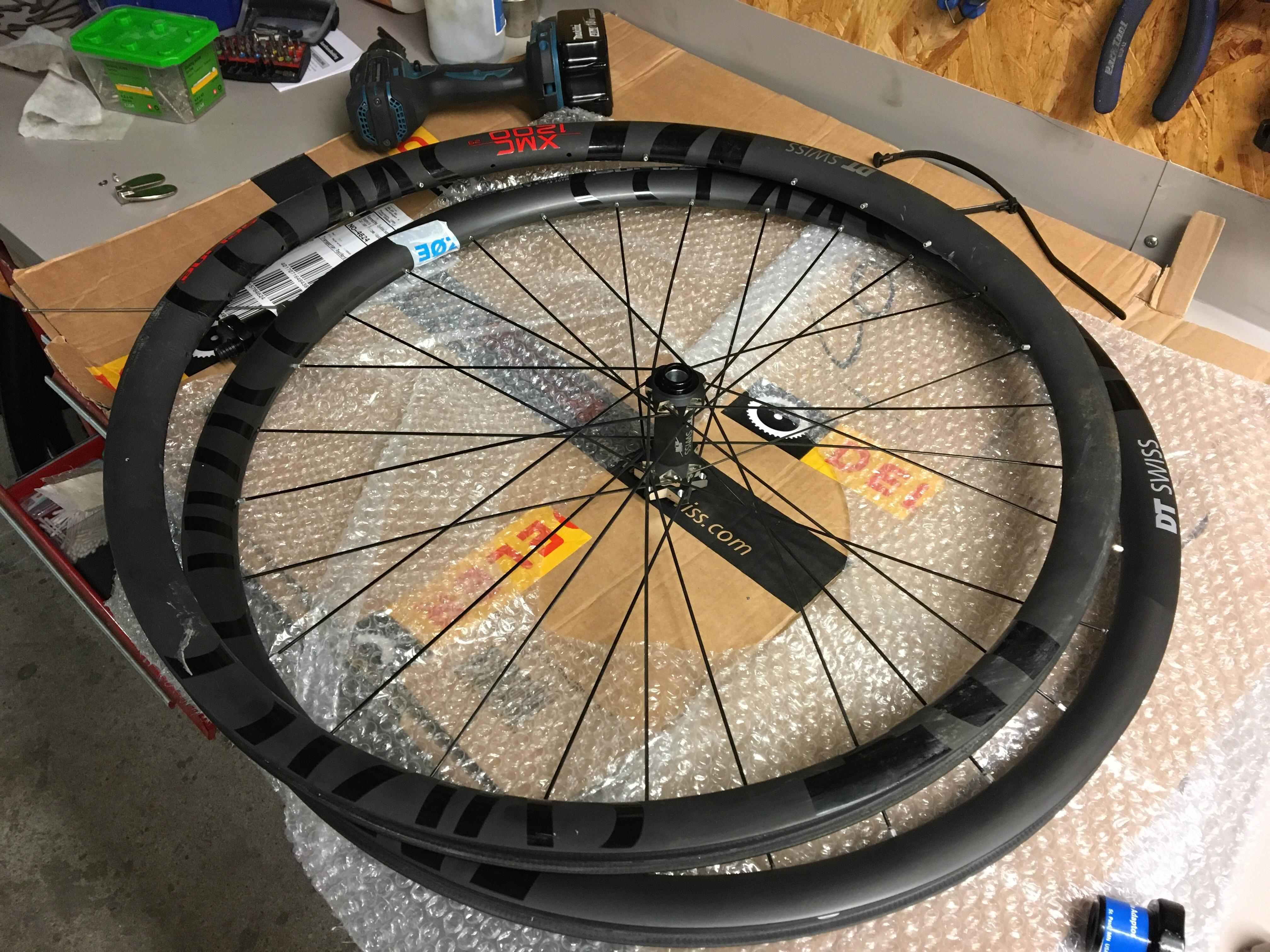 Carbonhjulsett til sti – Sykkel Sør